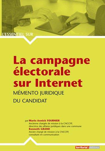 MAF - La campagne electorale sur internet